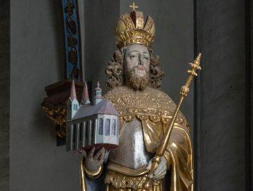 Ludwig der Frommen, Sohn Karls des Großen