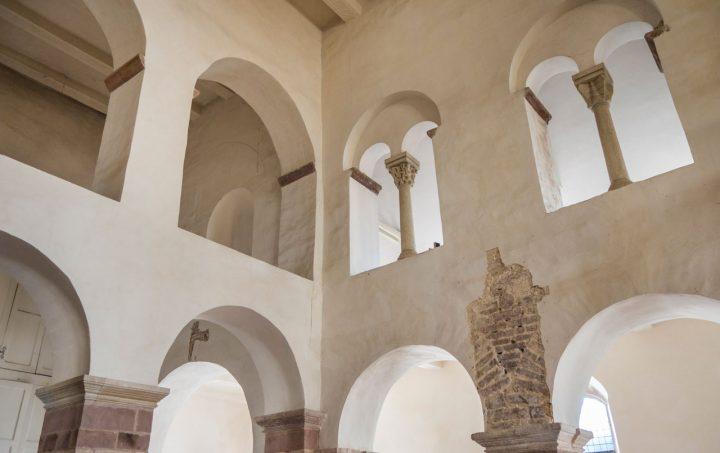 Welterbe Westwerk Corvey ·Architektonische Details im Johannischor